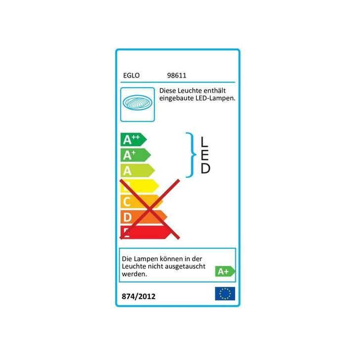 EGLO Einbauspots Saliceto 1 (LED, 6 W)
