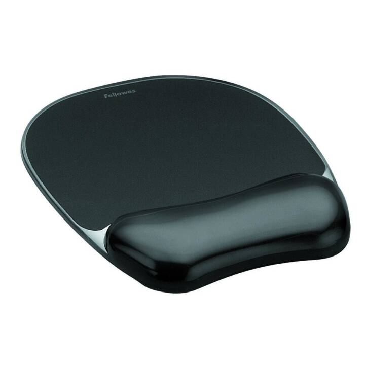 FELLOWES Tappetini per mouse Crystal (Universale)
