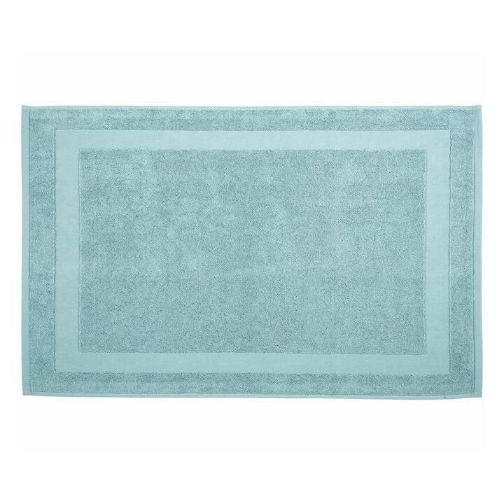 LIVIQUE Badteppich Diana (50 cm x 75 cm, Aqua)