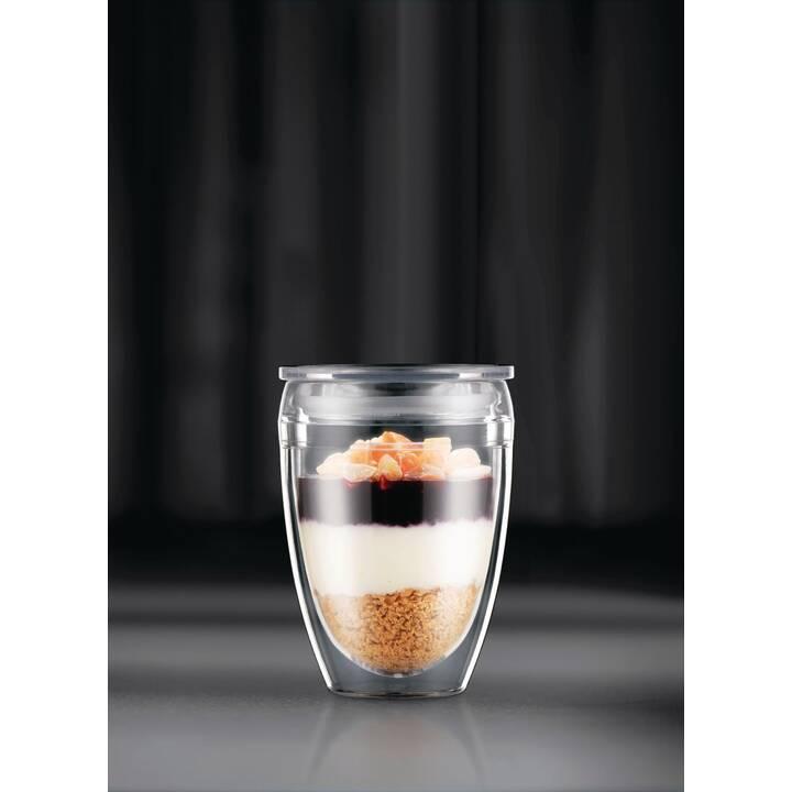 BODUM Verre à café Pavina to go (0.35 l, 2 pièce)