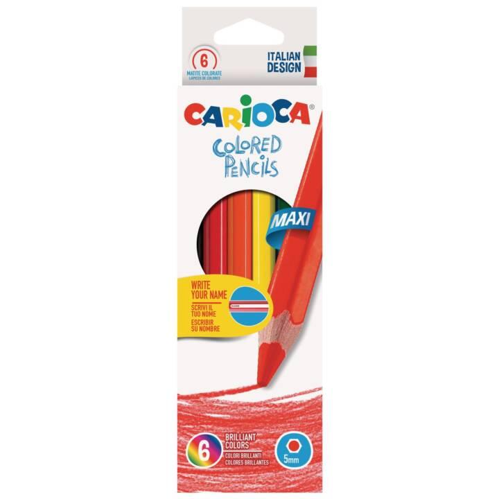 Crayons de couleur CARIOCA