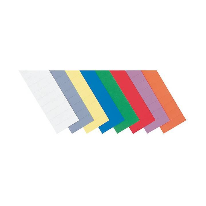 MAGNETOPLAN Etichetta ferrocard (Multicolore, 492 pezzo)