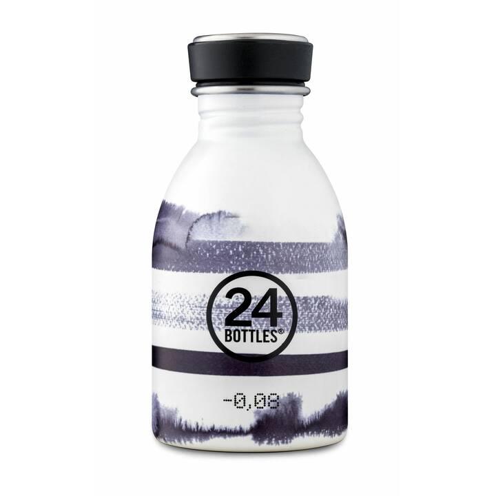 24BOTTLES Borraccia Urban (0.25 l, Bianco, Grigio, Nero)