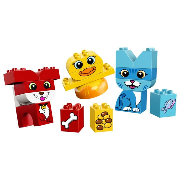 LEGO DUPLO Meine ersten Tiere - Farben lernen (10858)