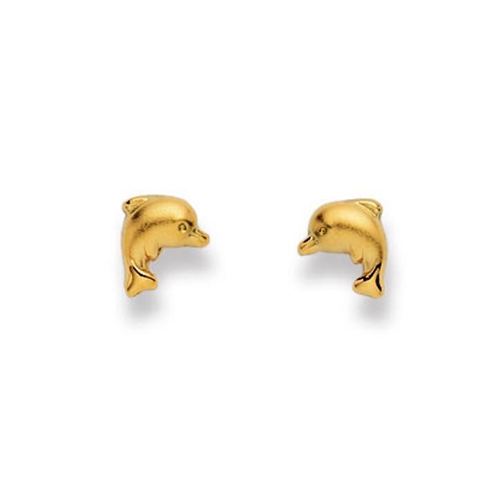 MUAU Clous d'oreilles (Sans pierre, 7 mm)