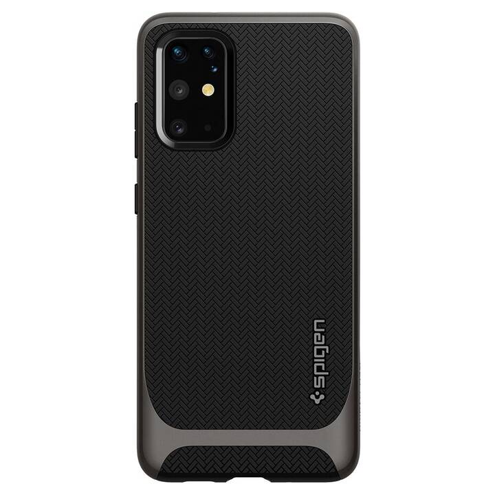 SPIGEN Backcover Neo Hybrid (Galaxy S20+, Metallico, Nero)