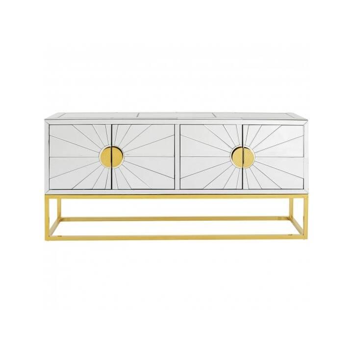 KARE Queen Sideboard (77 cm x 162 cm x 40 cm)