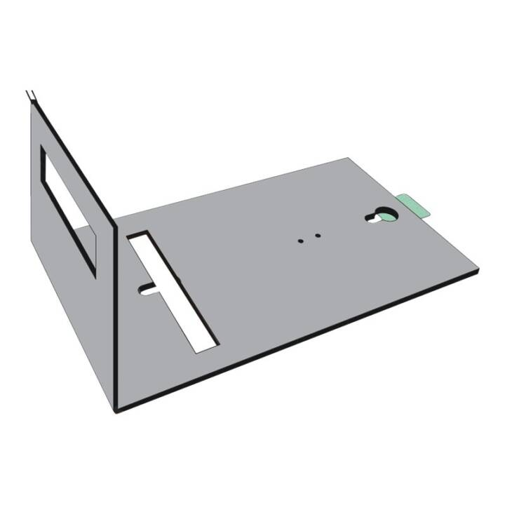 ZEBRA Blattfederraste Silver, 01473-000