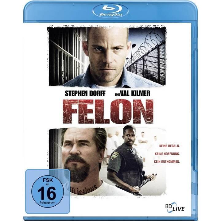 Felon (ES, DE, RU, EN, CS)