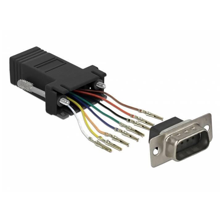 DELOCK 66166 Adapter (RS-232, RJ-45)
