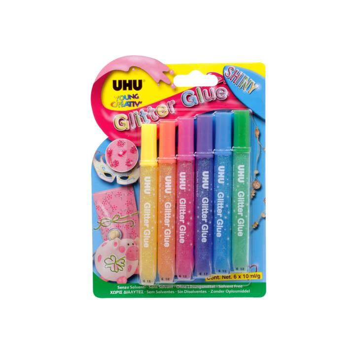 UHU Glitter Glue Glue Brillant