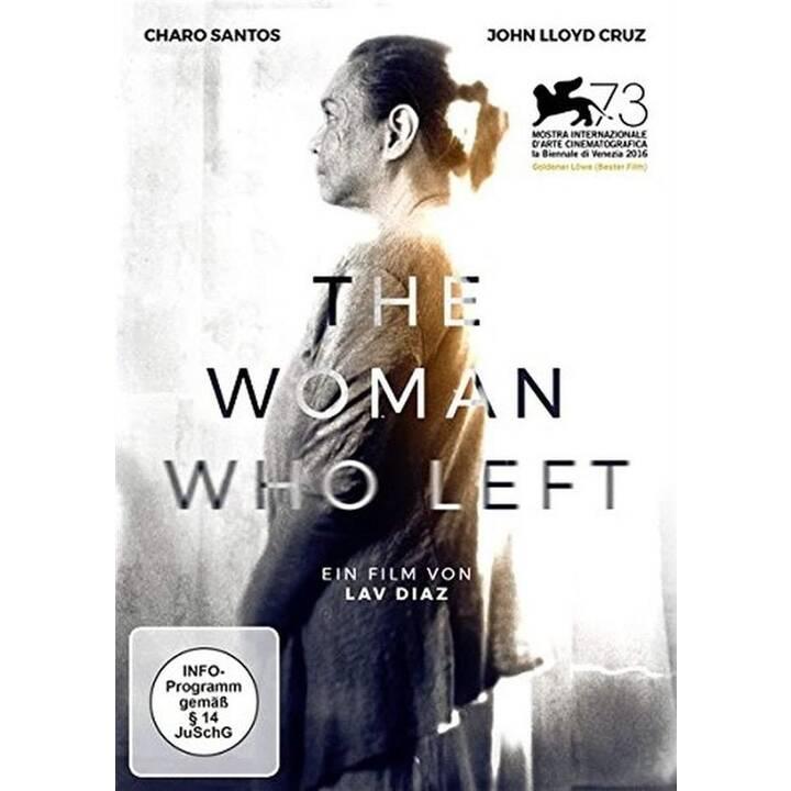 The Woman Who Left (DE)