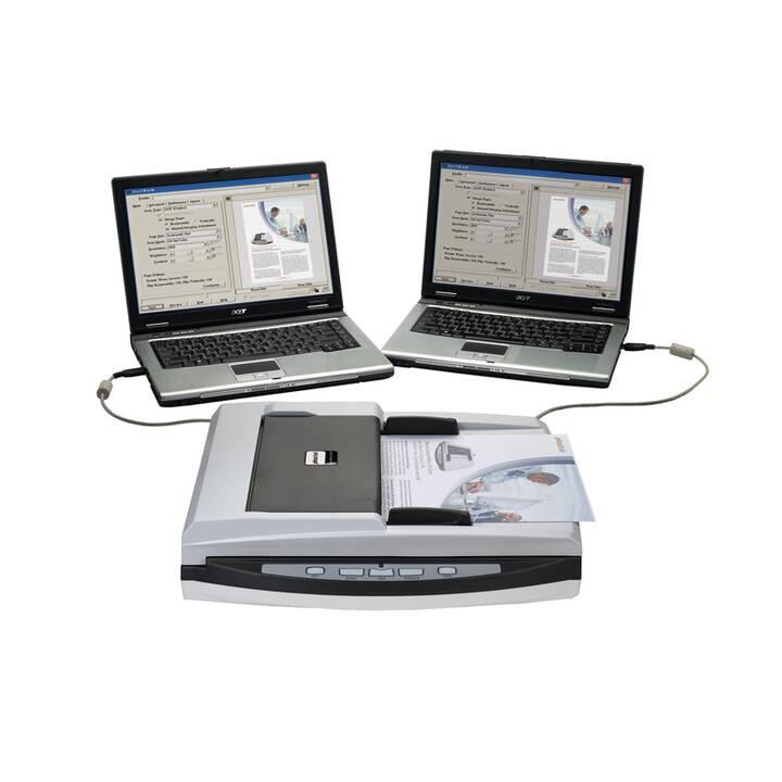 PLUSTEK PL1530 (USB, USB 2.0, 2 x USB 2.0)
