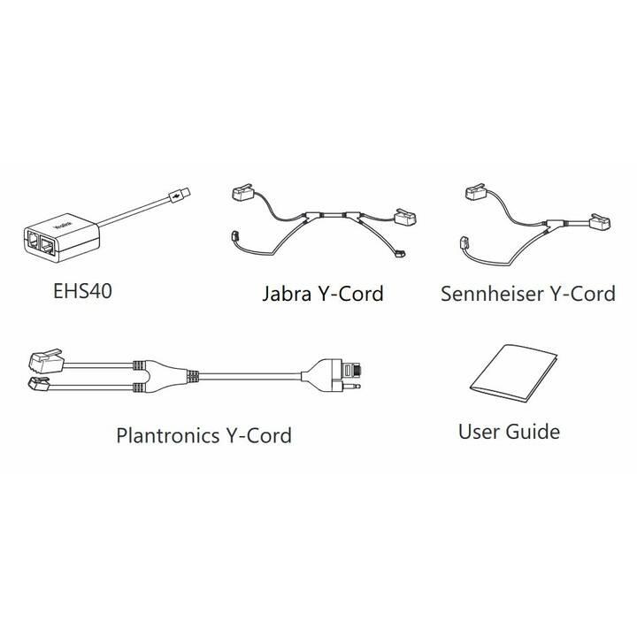 YEALINK NETWORK TECHNOLOGY EHS 40 Adapter