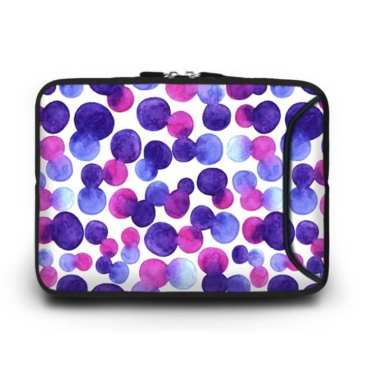 """EG HUADO Housse d'ordinateur portable pour 11"""" - Violet"""