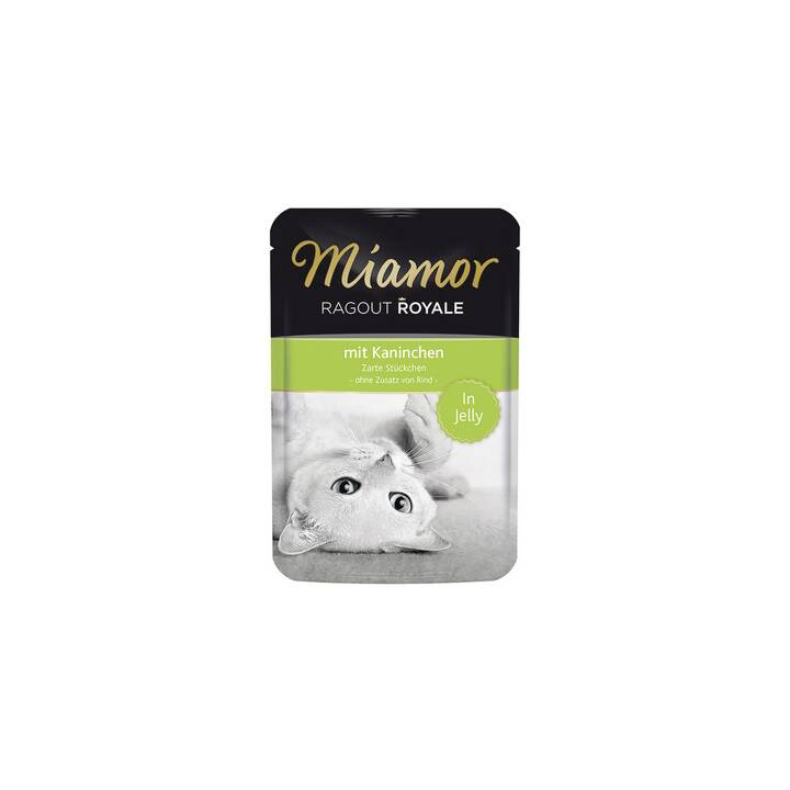 MIAMOR Ragout Royale (Adult, 100 g, Kaninchen)