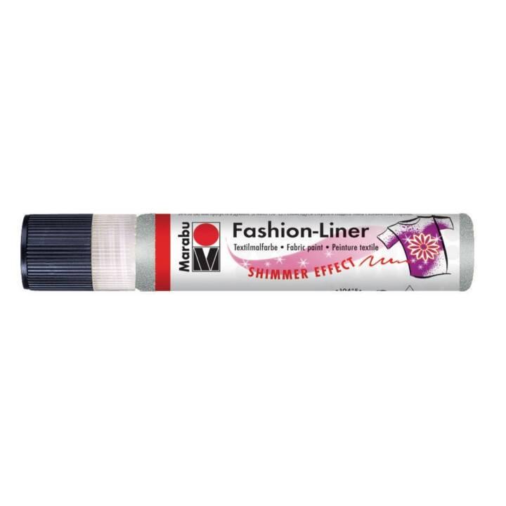 MARABU Fashion-Liner 25 ml Silber