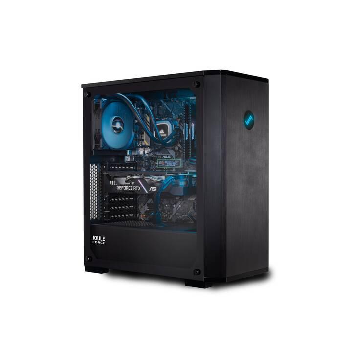 JOULE FORCE Nuke RTX2080S II7 (Intel Core i7 10700F, 16 GB, 1 TB SSD)