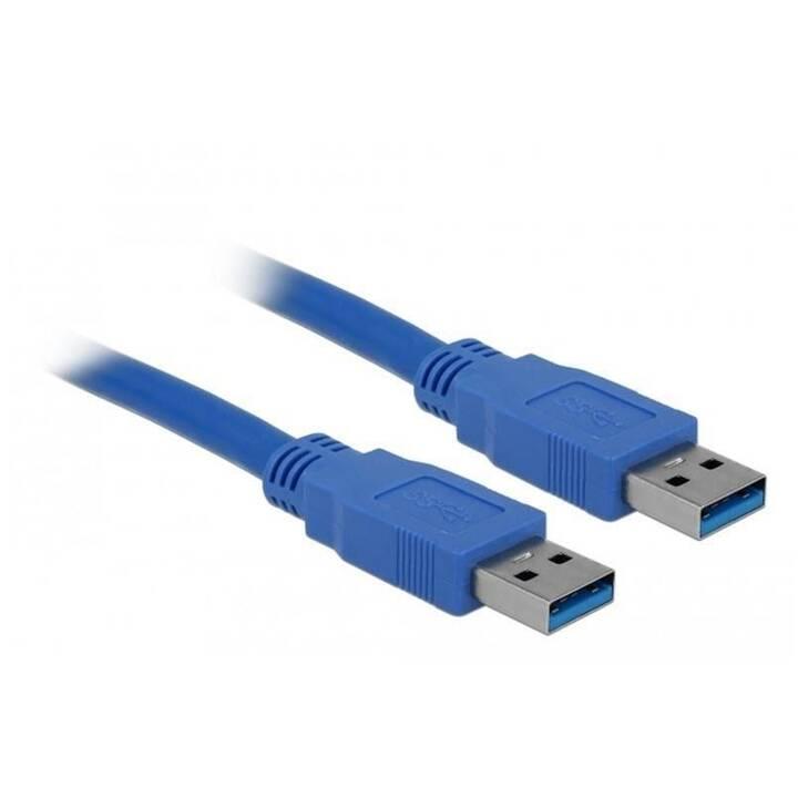 DELOCK Cavo USB (Spina USB 3.0 di tipo A, 1 m)