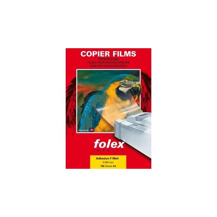 Film FOLEX A4 100 feuilles
