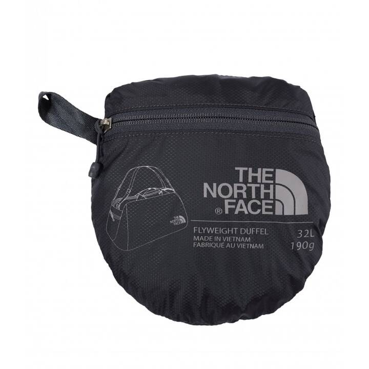 THE NORTH FACE Borsa da viaggio Flyweight (17 l, Grigio scuro)