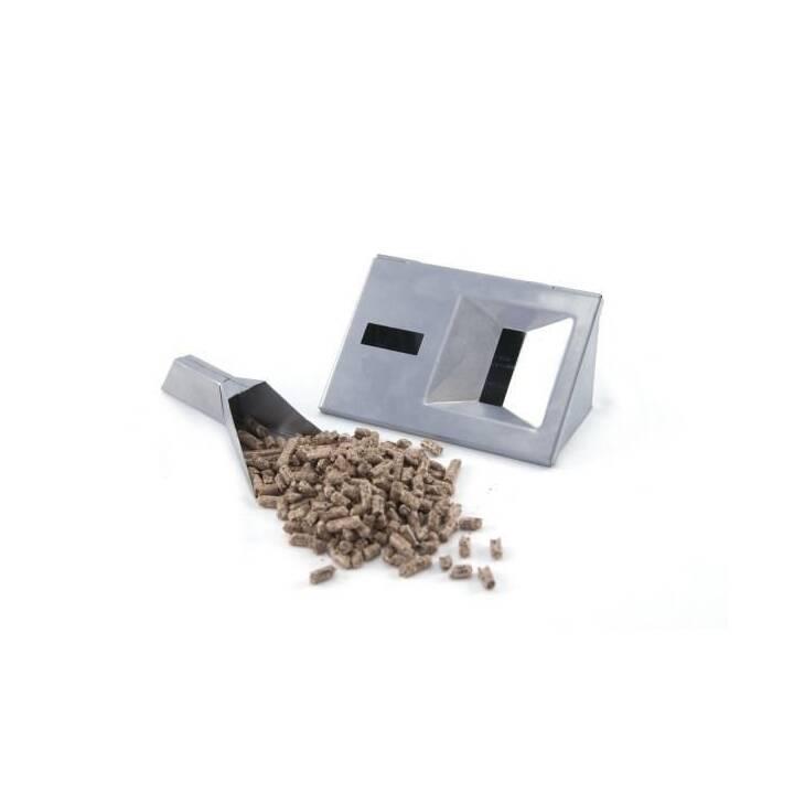 CHARCOAL COMPANION Boîte de fumage (Acier inox)
