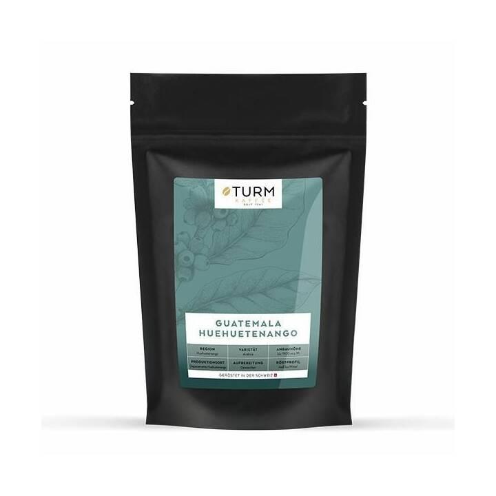 TURM KAFFEE Kaffeebohnen Guatemala Huehuetenango (1 Stück)