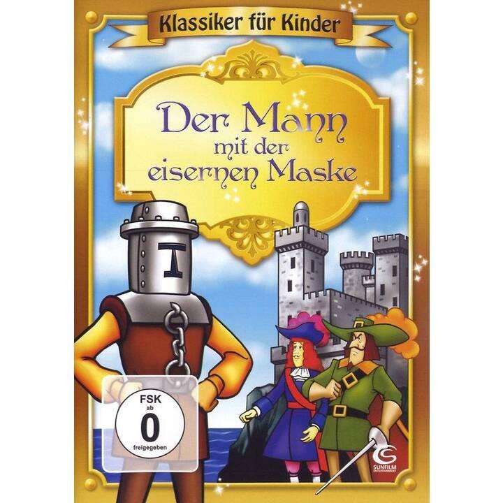 Der Mann mit der eisernen Maske - Klassiker für Kinder (DE)