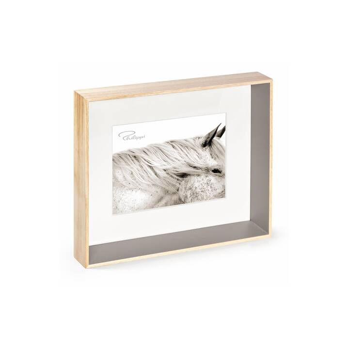 PHILIPPI Gispsy Cadres (13 cm x 18 cm, Brun)