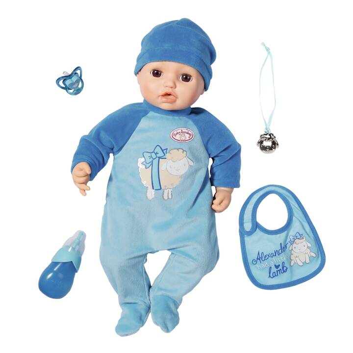ZAPF CREATION Baby Anabell Alexander