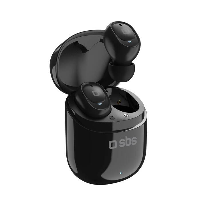 SBS BT490 MINI (In-Ear, Bluetooth, Noir)