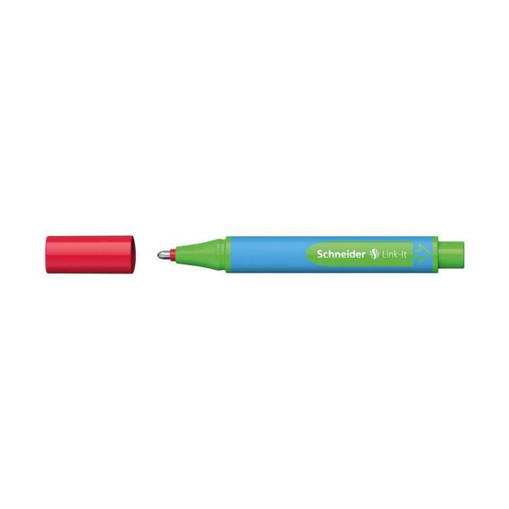 SCHNEIDER Kugelschreiber Link-It Rot