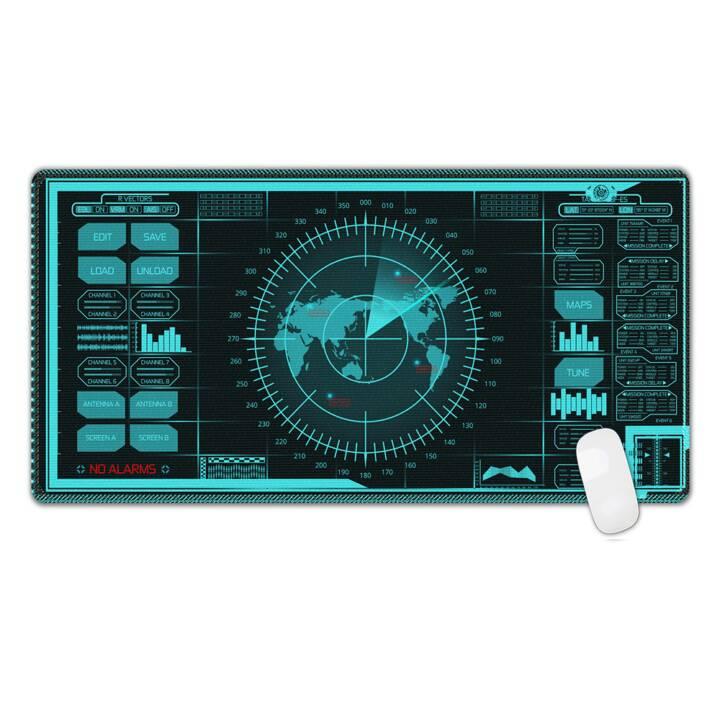 EG HUADO Tapis de souris 800 x 300mm - Système