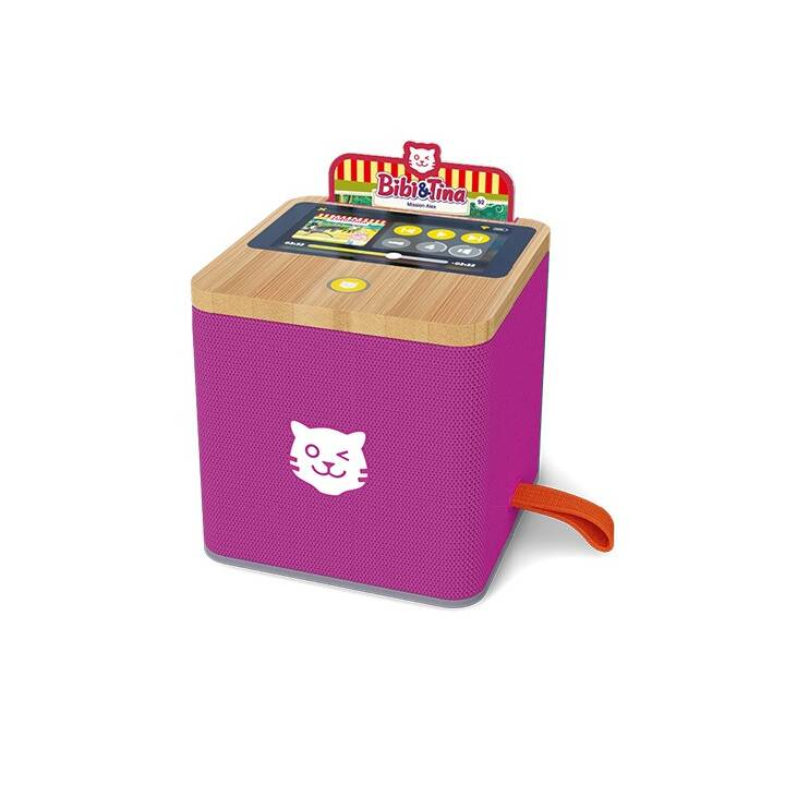 TIGERMEDIA Kinderaudioplayer Tigerbox Touch Swiss Edition (DE, Schweizerdeutsch)