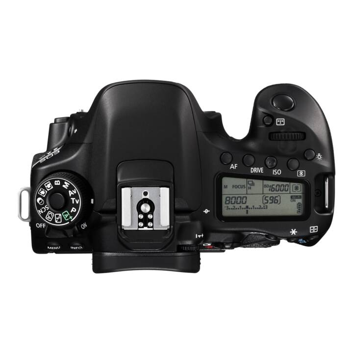 CANONE EOS 80D