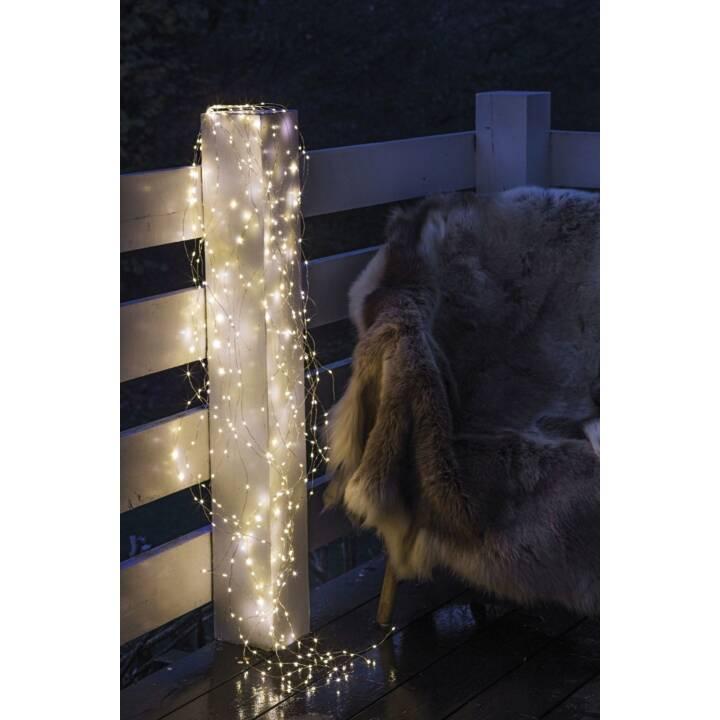SIRIUS Guirlande lumineuse LED Angel Hair Knirke (2.7 m)