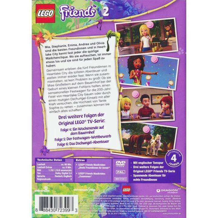 LEGO: Friends (EN, DE)