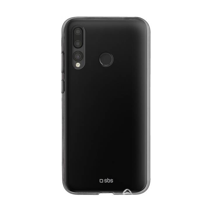 SBS Backcover Skinny (Honor 20, P Smart+ (2019), Schwarz)