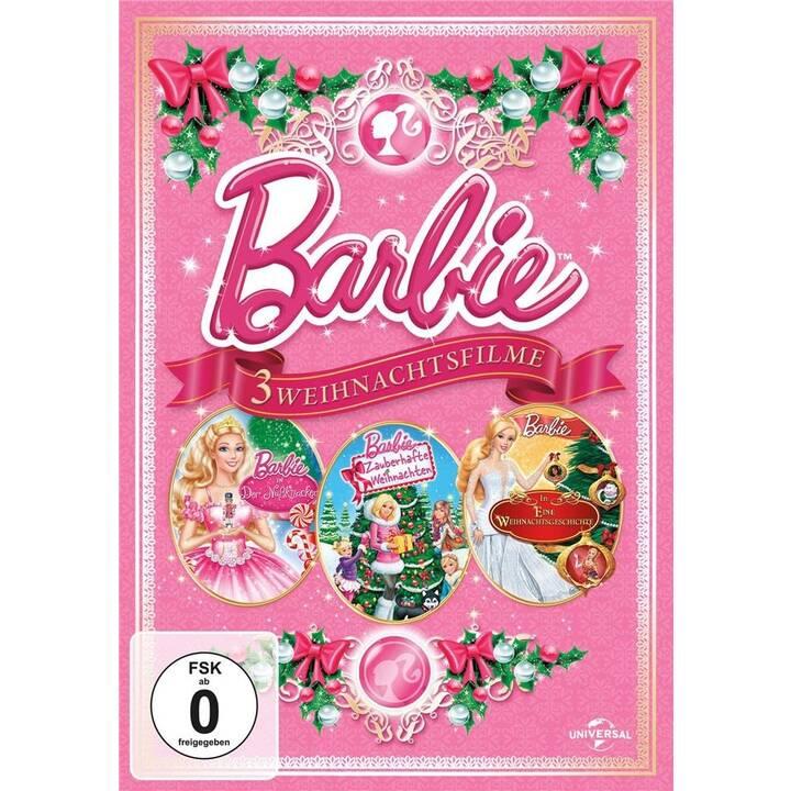 Barbie - 3 Weihnachtsfilme (DE)