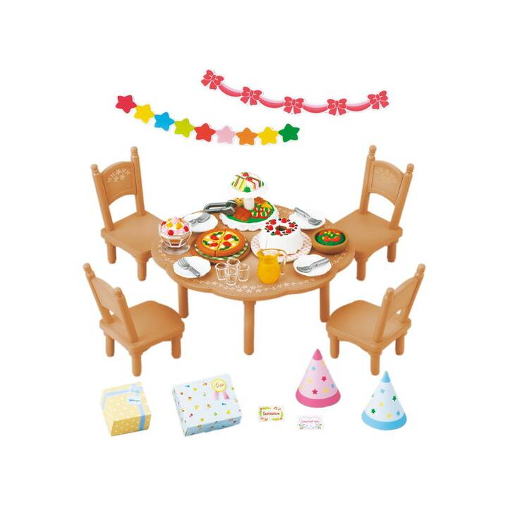 SYLVANIAN FAMILIES Party-Set
