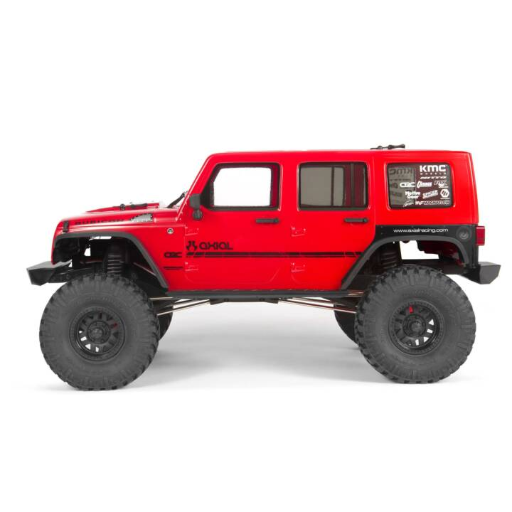 AXIAL RACING Scale Crawler SCX10 II Jeep Wrangler Unlimited CRC