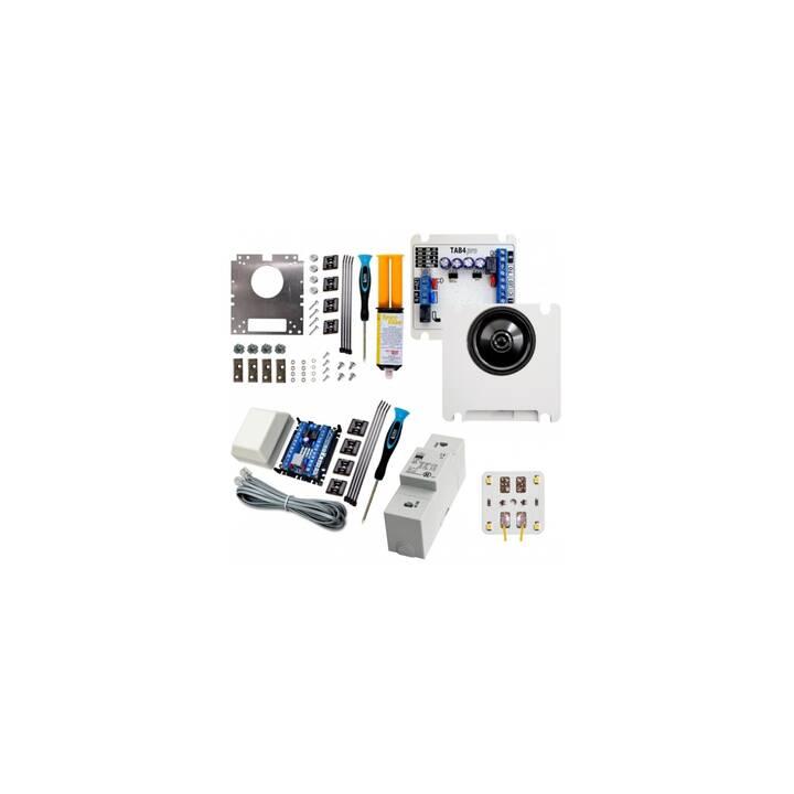 L-TEK Interphone de porte Audio-Kit