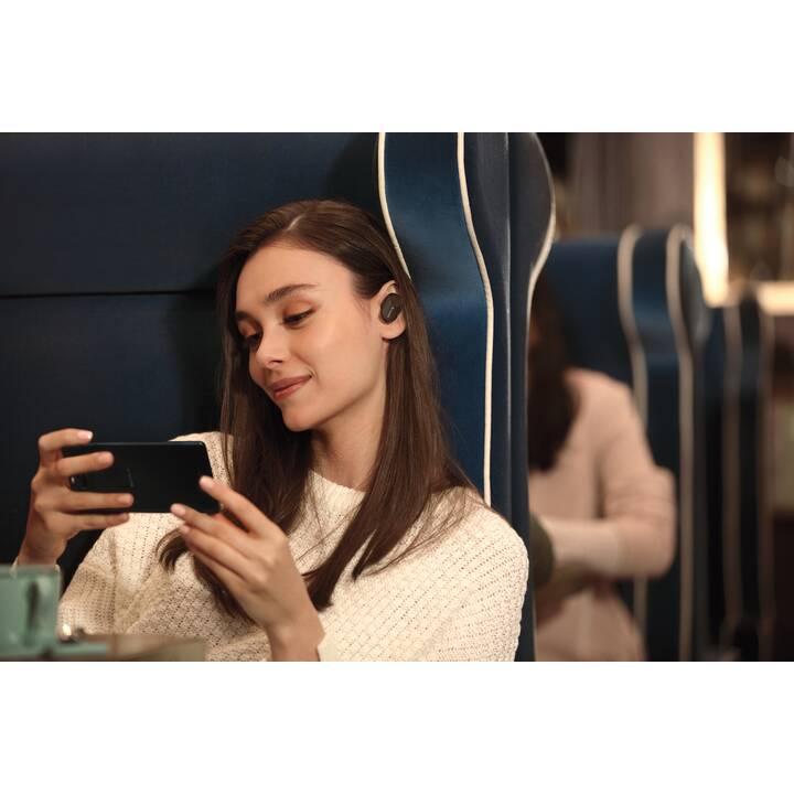 SONY WF-1000XM3 (Earbud, NFC, Bluetooth 5.0, Schwarz)