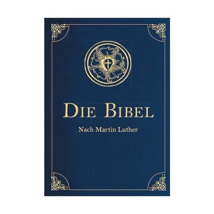 Die Bibel - Altes und Neues Testament (Cabra-Leder-Ausgabe)