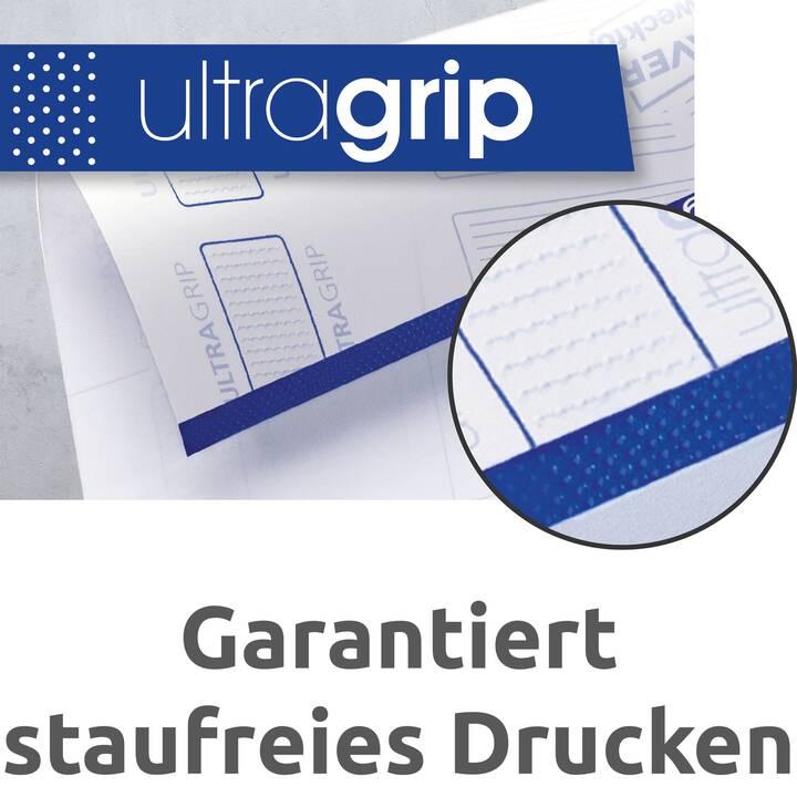 AVERY ZWECKFORM 3424 ultragrip Ettiquettes (A4, 105 x 48 mm, 100 pièce)