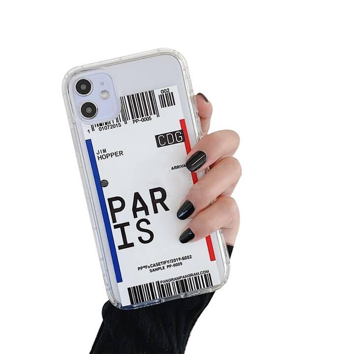 "EG Mornrise Hülle für Apple iPhone 11 Pro 5.8 ""2019 - Paris"