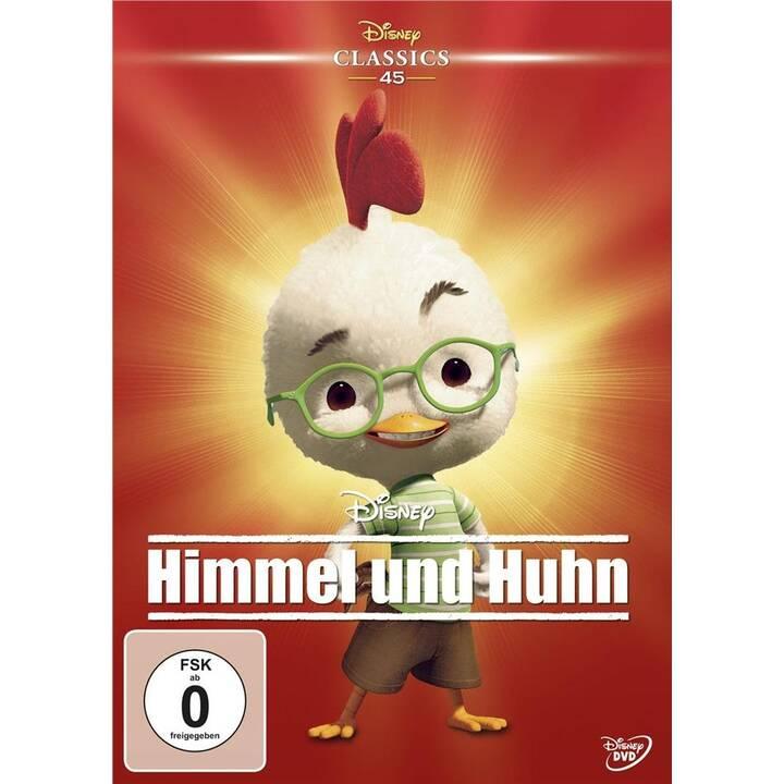 Himmel und Huhn (DE, EN)