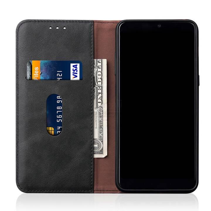"""EG Mornrise Wallet Case für Samsung Galaxy S20 Ultra 6.9"""" 2020 - schwarz"""