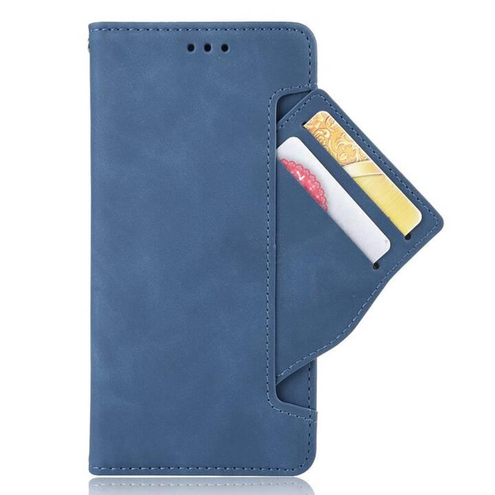 """EG Mornrise custodia a portafoglio per Samsung Galaxy S20 6.2"""" 2020 - blu scuro"""