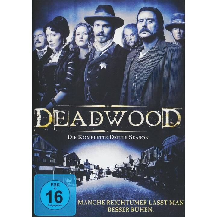 Deadwood Saison 3 (EN, FR, DE)